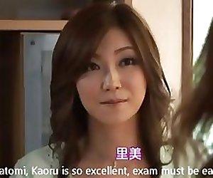 Japanese Moms Reiko and Riho - by MrBonham (part 1)