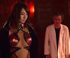 Japanese Av Model Gets Banged In Hot Cosplay Sex Action