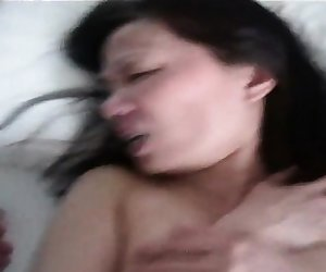 Vietnamese hookup from Milfsexdating Net shows her wet pussy