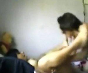 Indonesian couple on Webcam