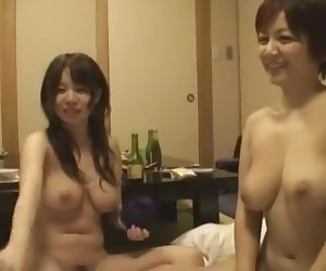 Incredible Japanese slut Aoi Mizumori, Meguru Kosaka in Best POV JAV video